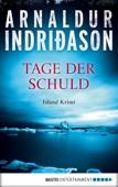Arnaldur Indriðason - Tage der Schuld Grafik