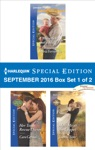 Harlequin Special Edition September 2016 Box Set 1 Of 2