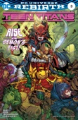 Teen Titans (2016-) #3 - Benjamin Percy & Khoi Pham Cover Art