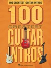 100 Greatest Guitar Intros Songbook