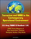 Terrorism And WMD In The Contemporary Operational Environment US Army TRADOC G2 Handbook 104 - CBRN Threat Weapons Of Mass Destruction Chemical Biological Nuclear Dirty Bomb