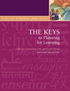 The Keys To Planning For Learning