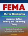 FEMA US Fire Administration Emergency Vehicle Visibility And Conspicuity Study Standards Retroreflective Technology Contour Markings