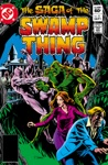 The Saga Of The Swamp Thing 1982- 5