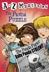A To Z Mysteries The Panda Puzzle