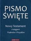 Pismo Wite Nowy Testament Z Ksigami Psalmw I Przysw