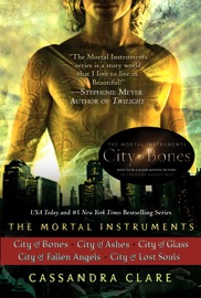 CASSANDRA CLARE: THE MORTAL INSTRUMENTS SERIES (5 BOOKS)