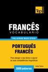 Vocabulrio Portugus-Francs 3000 Palavras Mais Teis