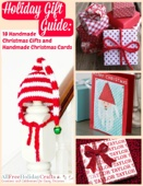 Holiday Gift Guide: 18 Handmade Christmas Gifts and Handmade Christmas Cards
