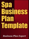 Spa Business Plan Template Including 6 Special Bonuses