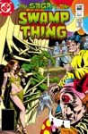 The Saga Of The Swamp Thing 1982- 7