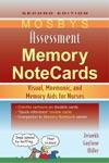 Mosbys Assessment Memory NoteCards E-Book