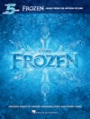 Frozen - Five-Finger Piano Songbook