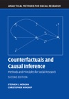 Counterfactuals And Causal Inference Second Edition