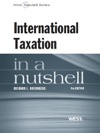 Doernbergs International Taxation In A Nutshell 9th