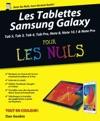 Tablettes Samsung Galaxy Tab Pour Les Nuls Nouvelle Dition