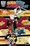 Cartoon Network Super Secret Crisis War 5