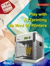 Play With XYZprinting Da Vinci 3D Printers For IPhone