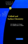 Colloid And Surface Chemistry