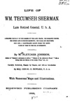 Life Of Wm Tecumseh Sherman