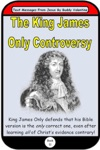 The King James Only Controversy Text Messages From Jesus Book 11