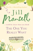 Jill Mansell - The One You Really Want artwork