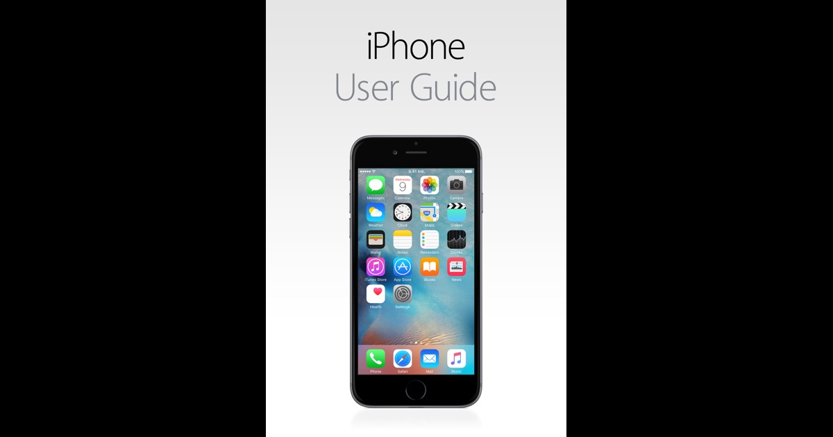 iphone user guide iphone user guide for ios 9 3 by apple inc on ibooks