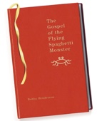 The Gospel of the Flying Spaghetti Monster - Bobby Henderson Cover Art