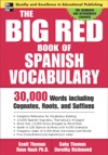 The Big Red Book Of Spanish Vocabulary