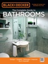 Black  Decker The Complete Guide To Bathrooms Updated 4th Edition