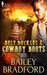 Belt Buckles And Cowboy Boots
