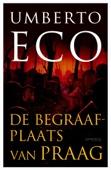Umberto Eco - De begraafplaats van Praag artwork