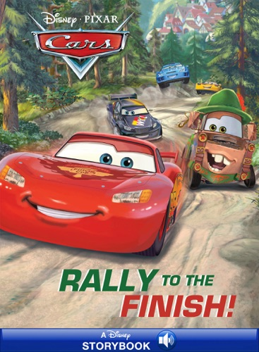 Cars  Rally to the Finish