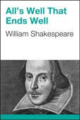 William Shakespeare - All's Well That Ends Well artwork