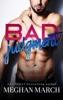 Meghan March - Bad Judgment  artwork