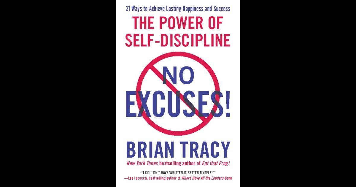 self discipline brian tracy