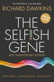 The Selfish Gene - Richard Dawkins Cover Art