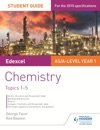 Edexcel ASA Level Year 1 Chemistry Student Guide Topics 1-5