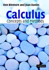 Calculus Concepts And Methods