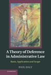 A Theory Of Deference In Administrative Law