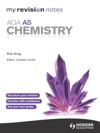 My Revision Notes AQA AS Chemistry EPub