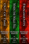 Monique Martin - Out of Time Series Box Set (Books 1-3)  artwork