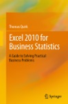 Excel 2010 For Business Statistics