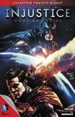Injustice: Gods Among Us #28 - Tom Taylor & Tom Derenick Cover Art