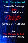 Erotic Distraction No2 Cosmically Ordering Sex From A God With A Devilish Sense Of Humour