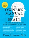 The Owners Manual For The Brain 4th Edition