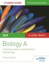 OCR A Level Year 2 Biology A Student Guide Module 5
