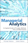 Managerial Analytics