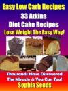 Easy Low Carb Recipes - 33 Atkins Diet Cake Recipes