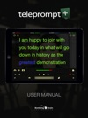 Teleprompt 3 For IOS